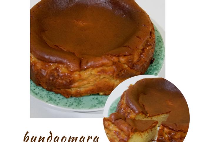 Basque Burnt Cheese Cake