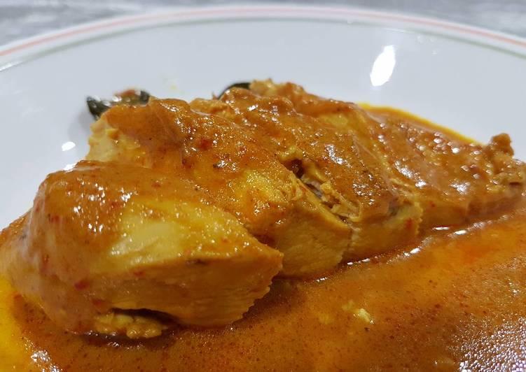 What is Dinner Ideas Vegan Chicken Gulai