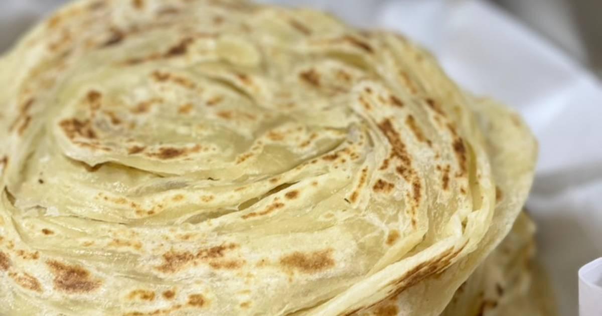 طريقة عمل خبز البراتا 72 وصفة خبز البراتا سهلة وسريعة كوكباد