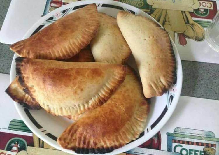 Empanadas Griegas (Glikadia)