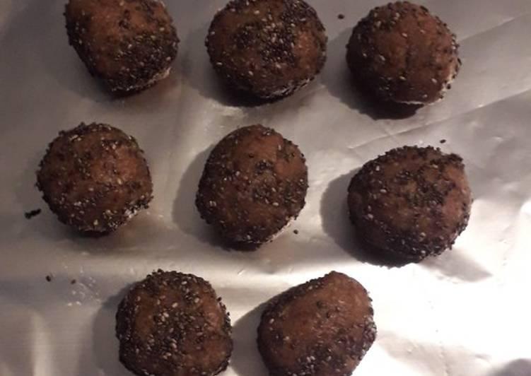 Recipe: Yummy Énergie ball au graine de chia