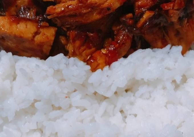 Ayam bakar kecap diet
