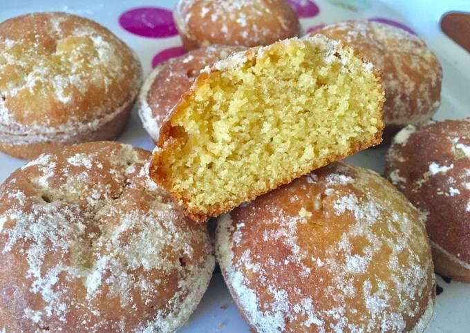 Les Cupcakes de Lisa au sucre glace