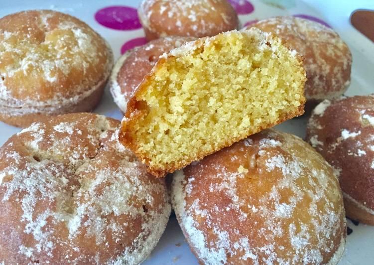 Comment Préparer Les Les Cupcakes de Lisa au sucre glace
