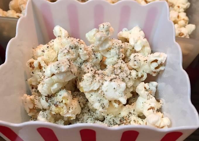 Italian popcorn seasoning mix