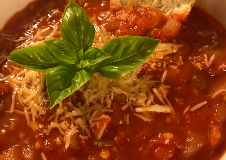 Easiest Way to Make Quick Garden Fresh Spaghetti Sauce