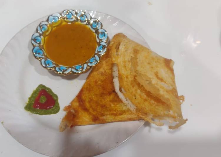 How to Make Perfect Butter Masala Dosa