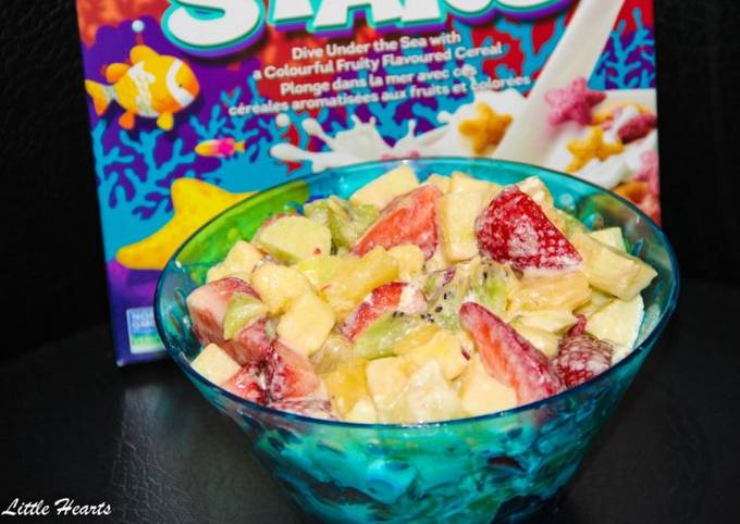 Easy Marshmallow Fruit Salad