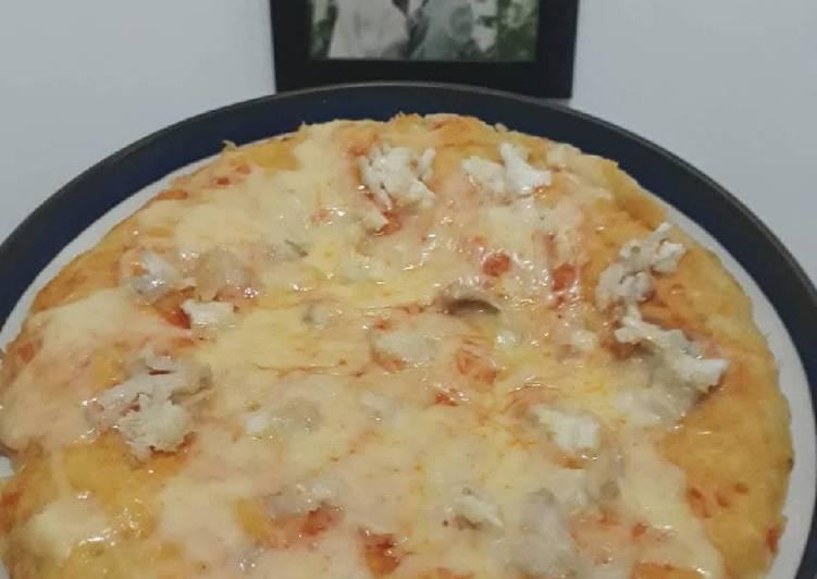 Pizza Tuna Magicom