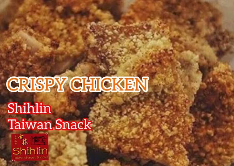 Ayam crispy shihlin