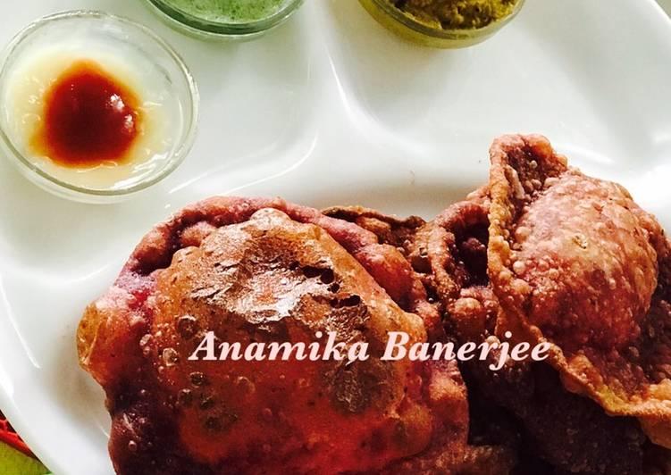Recipe of Perfect Beetroot Puri