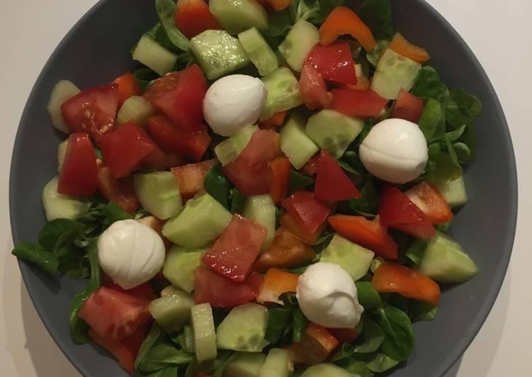 Salade de saison