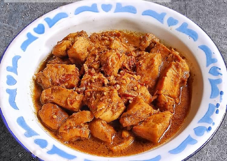 Ayam Bumbu Madura