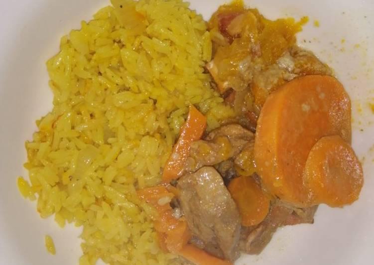 Simple Way to Prepare Speedy Caribbean Lamb Potjie