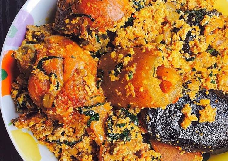 Melon Egusi Soup Recipe By Foodiescene Pat S Kitchen Cookpad