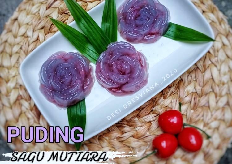 Puding Mutiara