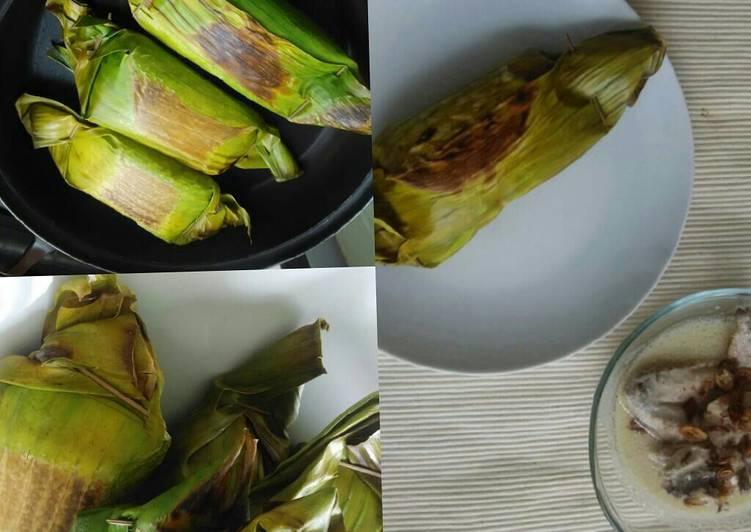 Nasi Bakar Sumsum