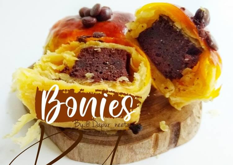 Bonies (bolen brownies)