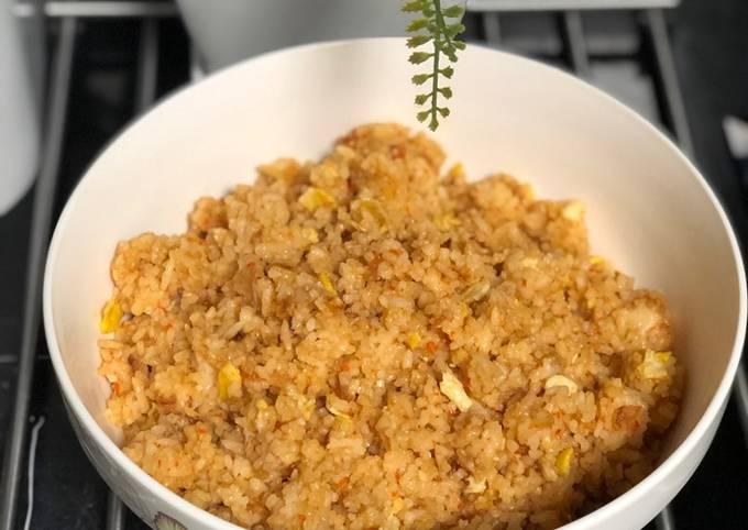 Nasi goreng kampung atau nasi goreng jawa