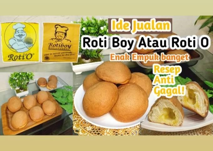 Cara Gampang Membuat Resep Roti Boy Atau Roti O Dengan Takaran Sendok Ala Lucky Andreono MasterChef Indonesia
