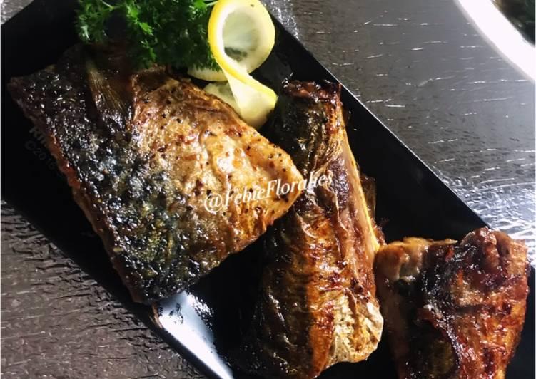Saba Kabayaki (Ikan Makarel Masak Ala Jepang)