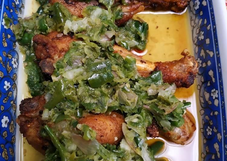 Ayam batokok lado mudo