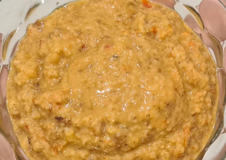 Bumbu Kacang (untuk nasi uduk)