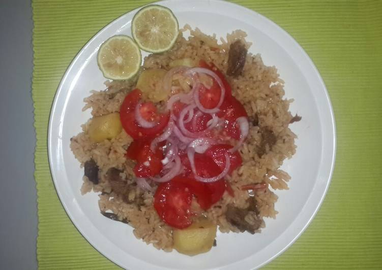 Simple pilau #ricecontest, Apples Can Certainly Have Enormous Benefits To Improve Your Health