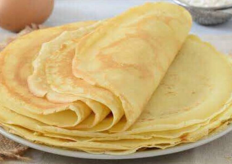How to Cook Delicious Crespelle di Sicilia (sweet/savoury)