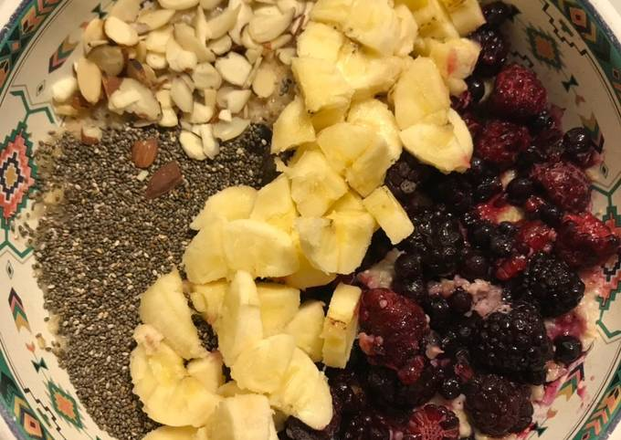 Easiest Way to Make Favorite Oats for breakfast