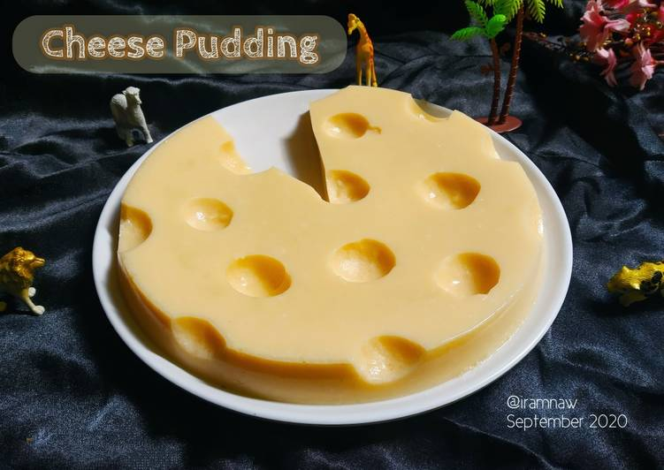 Cheese Pudding