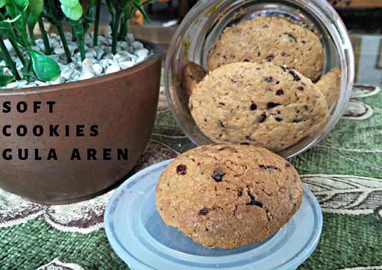 24. Soft Cookies Gula Aren