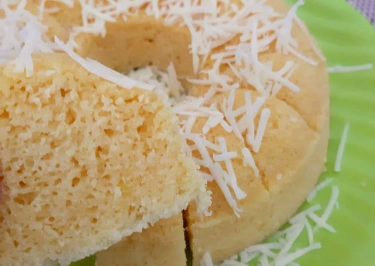 Cara Termudah Untuk Memasak Lezat Bolu Susu Kukus Lemon Madu