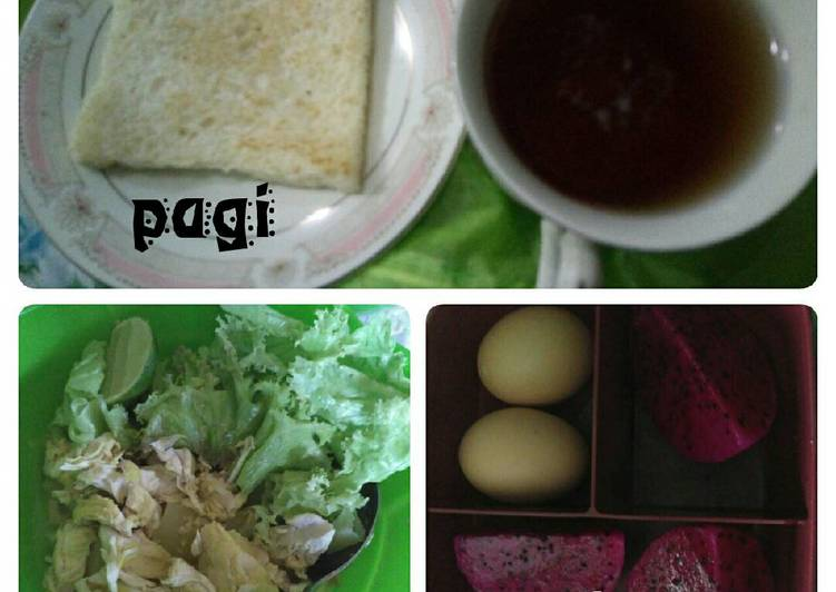 Resep Diet Mayo (Day 6 & 13)