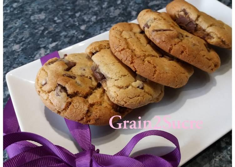 Recette Savoureux Cookies