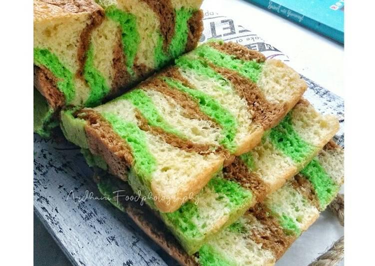 Roti Tawar 3 Rasa