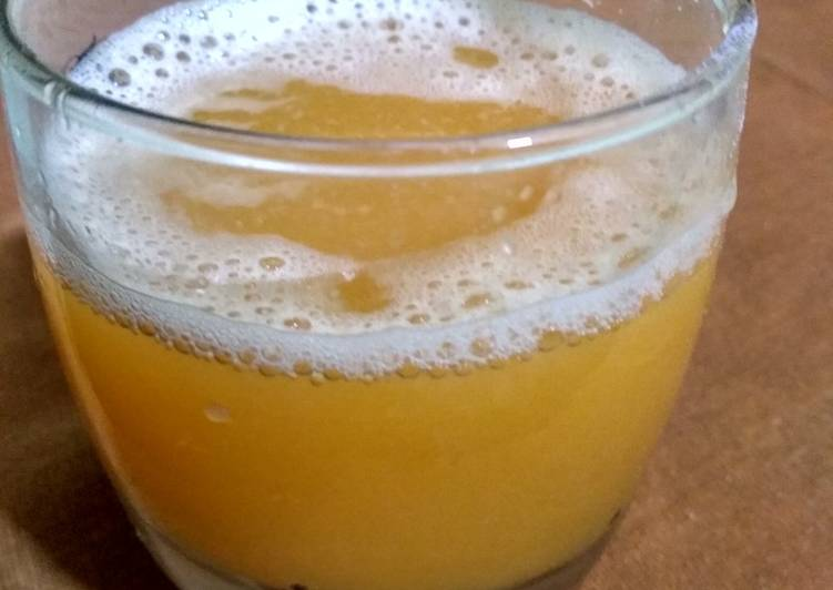 How to Prepare Most Popular Orange juice