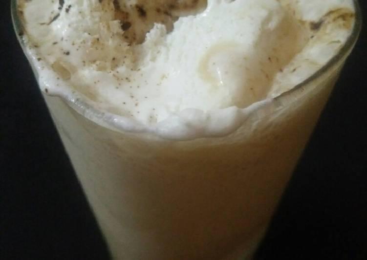 Simple Way to Make Award-winning Cold Coffee with Vanilla Icecream