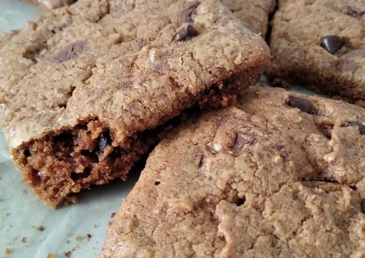Cleobuttera choco chip cookies