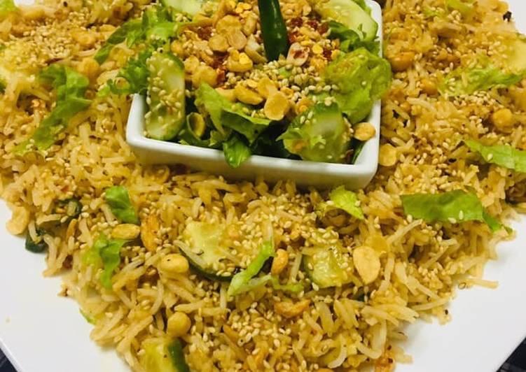 Rice Salad #CookpadApp