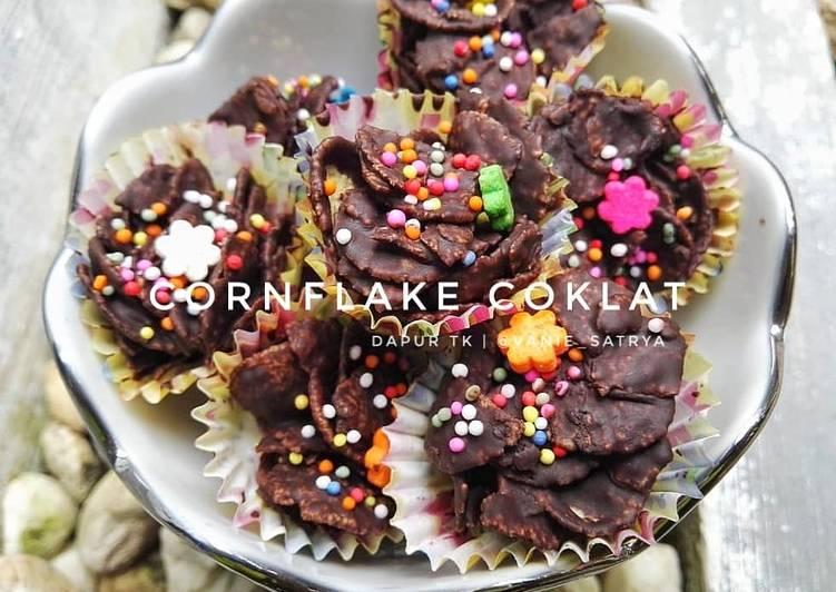 CornFlake Coklat #BikinRamadanBerkesan #KueKering