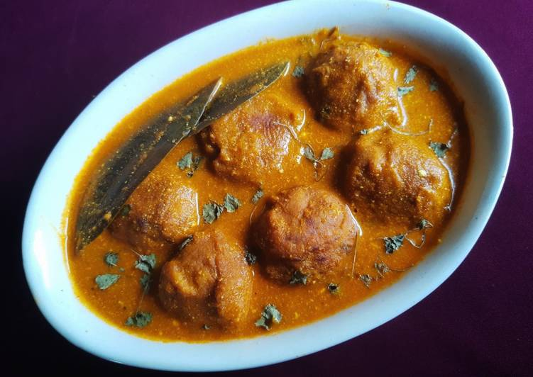 How to Make Recipe of Paneer kofta curry