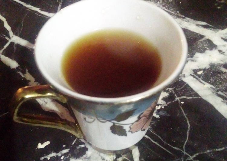 5 Minute How to Prepare Favorite Kehwa