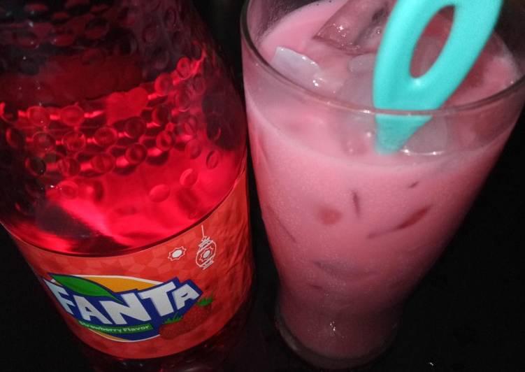 Susu soda gembira natadecoco