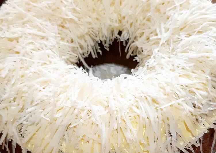 Bolu negro (kukus)