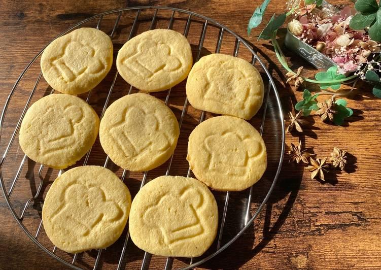 Cookpad Butter Cookies