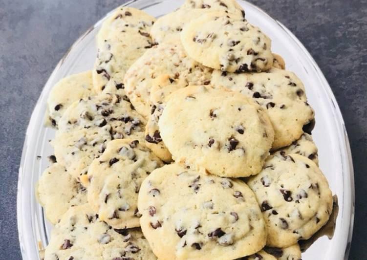 Recette De Cookies gourmands moelleux 🍪
