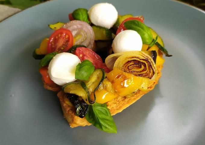 Easiest Way to Prepare Perfect Idea veloce per cena con verdure