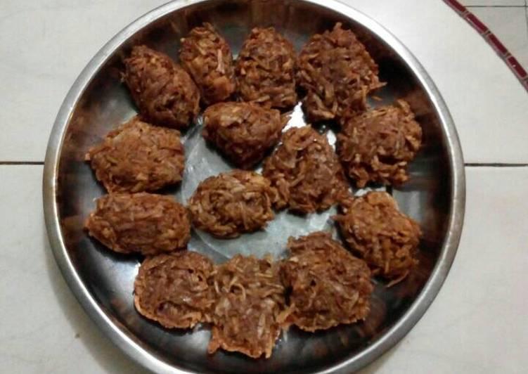 Kue Keladi goreng - cookandrecipe.com
