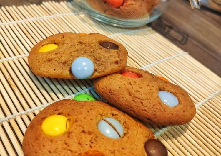 Cookies choco chacha